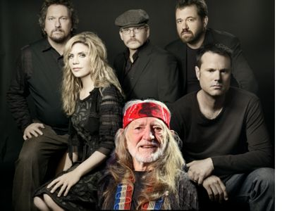 Willie Nelson with Alison Krauss & Union Station