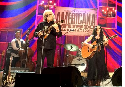 Ricky Skaggs at Americana Honors & Awards