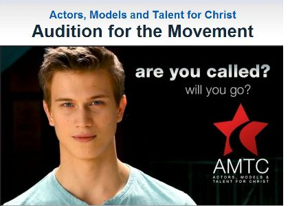Actors, Models and Talent for Christ