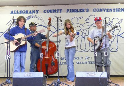 Alleghany County Fiddlers Convention