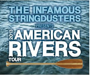 American Rivers Tour