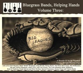 Bluegrass Bands Helping Hands Vol III - Big Leagues