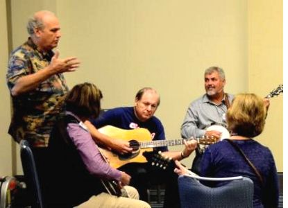 Pete Wernick Bluegrass Camp