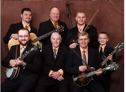 Larry Efaw & the Bluegrass Mountaineers