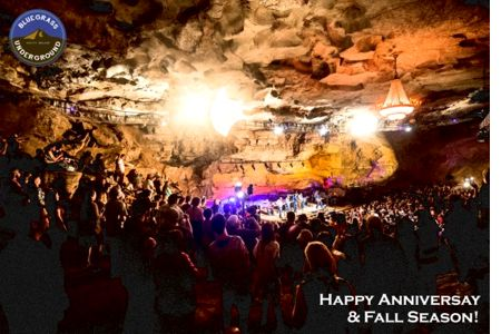 Bluegrass Underground 8th Anniversary