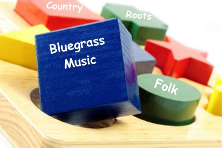 Where does Bluegrass Fit?