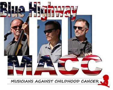 Blue Highway at Musicians Against Childhood Cancer