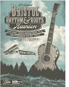Bristol Rhythm & Roots Reunion 13th Poster
