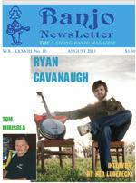 Banjo Newsletter Aug 2011