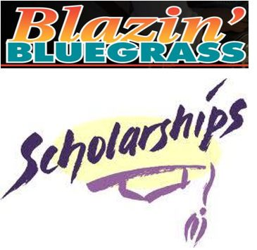 Blazin Bluegrass Scholarships