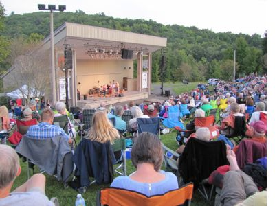 Blue Ridge Music Center Amphitheater