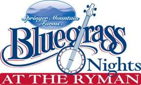 Bluegrass Nights at the Ryman