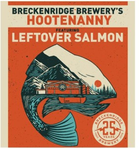 25 Year Celebration with Leftover Salmon at Breckenridge Brewery