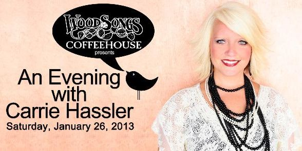 An Evening with Carrie Hassler