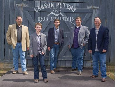 Fiddlin' Carson Peters & Iron Mountain