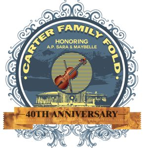 Carter Family Fold 40th Anniversary