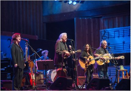 Ry Cooder, Sharon White and Ricky Skaggs