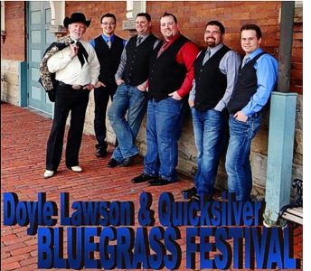 Doyle Lawson & Quicksilver Bluegrass Festival