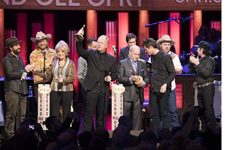 Dailey & Vincent Join Grand Ole Opry