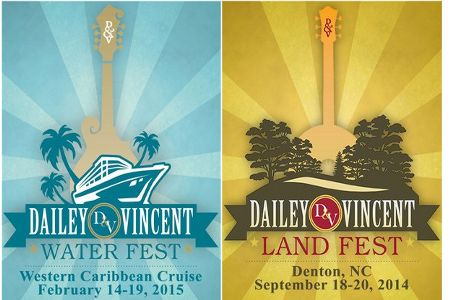 Dailey & Vincent Fests