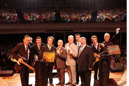 Dailey & Vincent at the Ryman