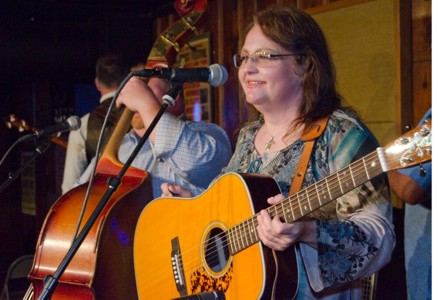 Dale Ann Bradley at Station Inn