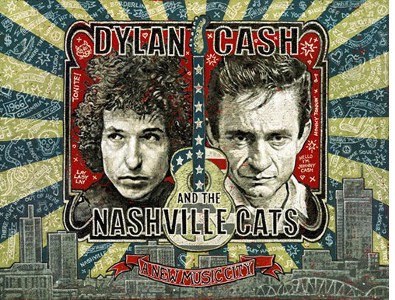 Dylan, Cash, and the Nashville Cats - A New Music City
