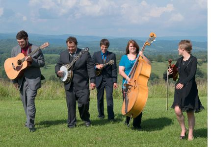 East Tennessee State University Bluegrass Pride Band