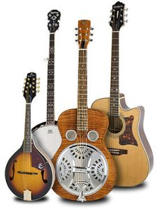 Epiphone March Bluegrass Giveaway