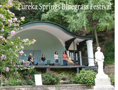 Eureka Springs Bluegrass Festival