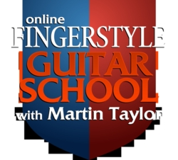 Fingerstyle Guitar School