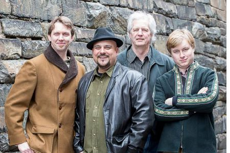 Frank Solivan & Dirty Kitchen, Photo by Joe Shymanski