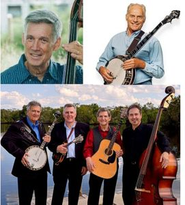 Gentlemen of Bluegrass and Hall of Famers