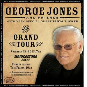 George Jones Final Tour