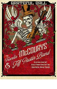 Grateful Ball Tour with Travelin' McCourys, Jeff Austin Band