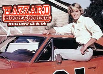 Hazzard Homecoming