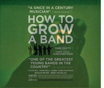 How to Grow a Band