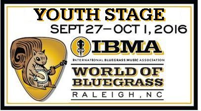 World of Bluegrass Dates