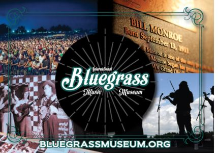 International Bluegrass Music Museum Fall Concert Series