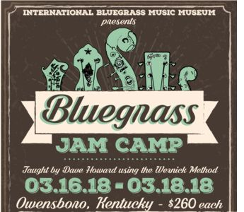 IBMM Bluegrass Jam Camp