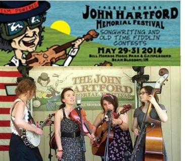 John Hartford Memorial Festival Songwriting Contest/Whipstitch Sallies