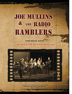 Joe Mullins & The Radio Ramblers Live DVD