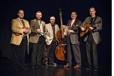 Joe Mullins & The Radio Ramblers