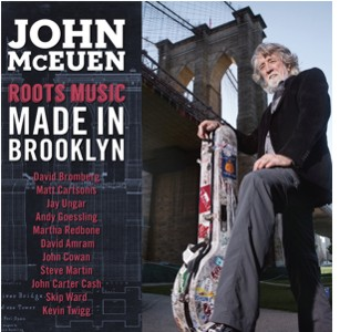 John McEuen Made in Brooklyn