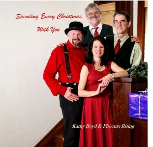 Kathy Boyd & Phoenix Rising Christmas CD