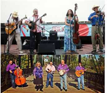 East Meets West Bluegrass Event