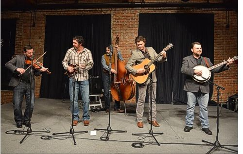 Kowike Creek Bluegrass Band