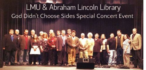 LMU & Abraham Lincoln Library Success