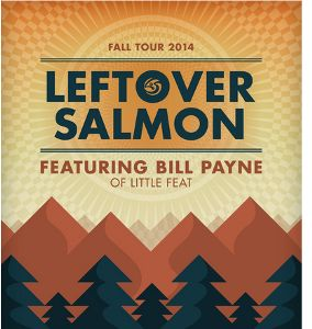 Leftover Salmon Fall 2014 Tour