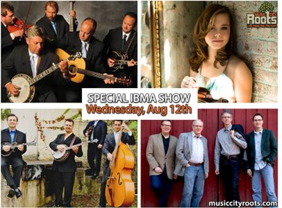 All Bluegrass Show